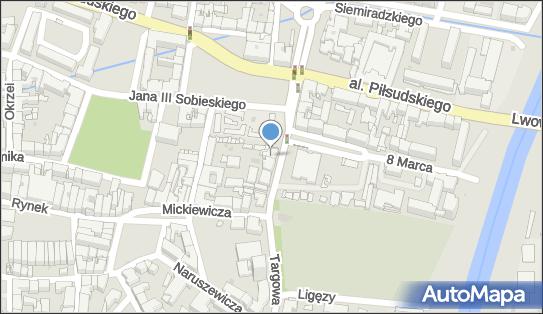 Santander Consumer Bank - Oddział, Ul. Targowa 13, Rzeszów 35-064, numer telefonu