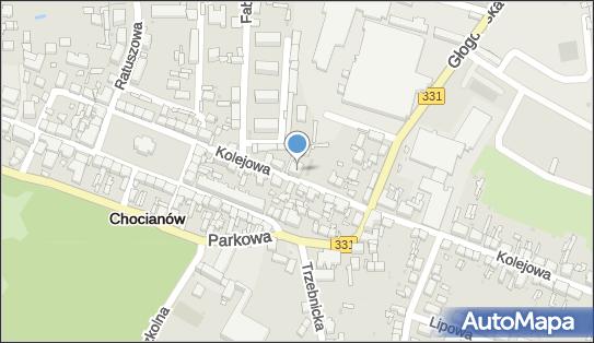 Bank Spółdzielczy we Wschowie, Kolejowa 9, Chocianów 59-140, numer telefonu