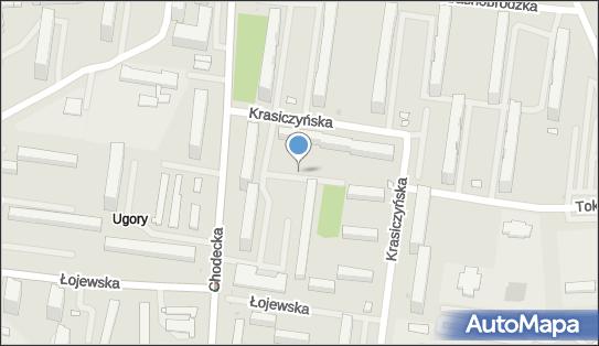 na wolnym powietrzu, Krasiczyńska, Warszawa 03-379 - Siłownia