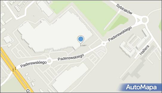 Sizeer Sklep odzieżowy, ul. Paderewskiego 1, Koszalin