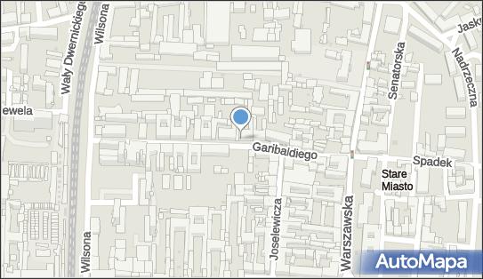 Sklep nocny 24h, Garibaldiego 16, Częstochowa 42-202 - Sklep nocny 24h