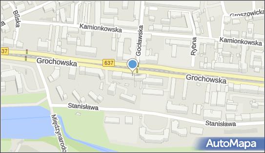Sklep, Grochowska 319, Warszawa - Sklep