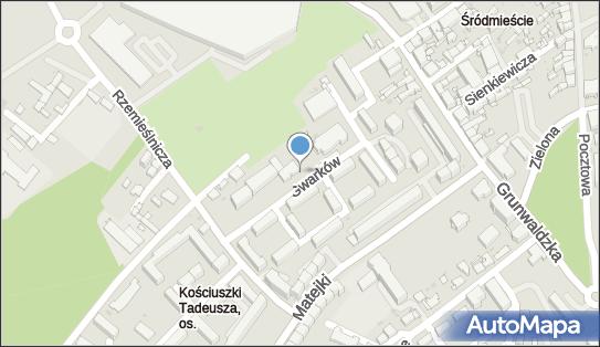 SKOK 24 - Bankomat, Gwarków 2, Jaworzno - SKOK 24 - Bankomat