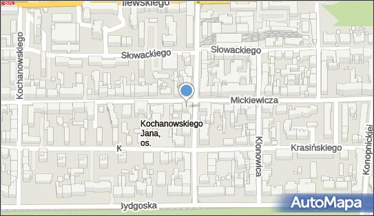 SKOK 24 - Bankomat, Adama Mickiewicza 71, Toruń - SKOK 24 - Bankomat
