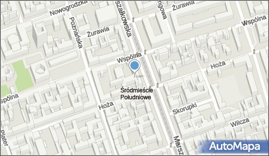 Stefczyka, Marszałkowska 85, Warszawa - SKOK F. Stefczyka - Oddział, godziny otwarcia, numer telefonu