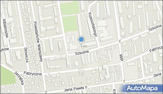 Skrzynka pocztowa, Szkolna 16A, Piaseczno 05-500 - Skrzynka pocztowa