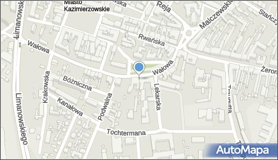 Skrzynka pocztowa, Wałowa, Radom 26-610 - Skrzynka pocztowa