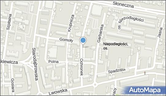 Skrzynka pocztowa, Ochronek, Tarnów 33-100 - Skrzynka pocztowa