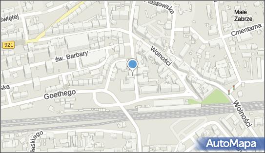 Solarium BLUE SOLAR Studio, Dworcowa 6, Zabrze 41-800 - Solarium, godziny otwarcia, numer telefonu