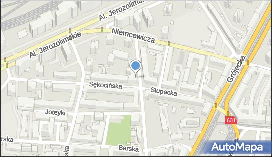 SMB Budowisko, Kaliska 17, Warszawa - Spółdzielnia mieszkaniowa
