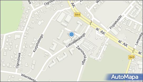 Sklep Rowerowo Przemysłowy Kolarz, ul. Witolda Lutosławskiego 4 22-100 - Sportowy - Sklep, NIP: 5631273247