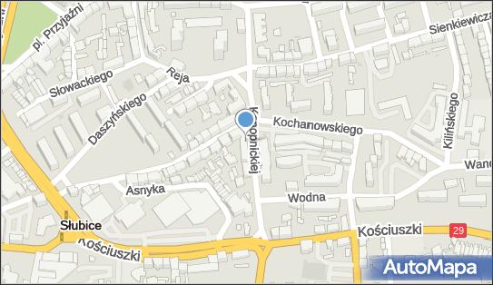 Sklep Wędkarski Brassen, ul. Konopnickiej 2, Słubice 69-100 - Sportowy - Sklep, NIP: 5981502429