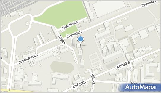 Sklep Spożywczo-Przemysłowy, ul. Bliska 12, Warszawa - Spożywczy, Przemysłowy - Sklep, NIP: 5262217602