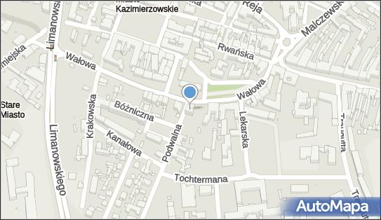 Sklep Spożywczy, ul. Wałowa 15, Radom 26-600 - Spożywczy, Przemysłowy - Sklep, NIP: 9481625102