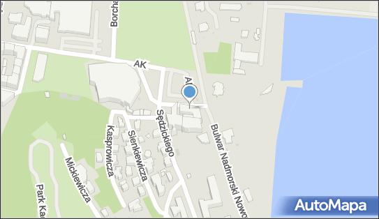 Wypożyczalnia rowerów, ul. Zawiszy Czarnego 1, Gdynia - Sprzęt sportowy