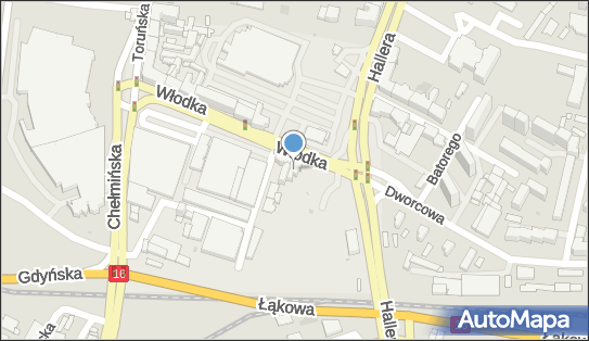 Regionalne Centrum Krwiodawstwa w Bydgoszczy, Józefa Włodka 16/18 86-300 - Stacja krwiodawstwa