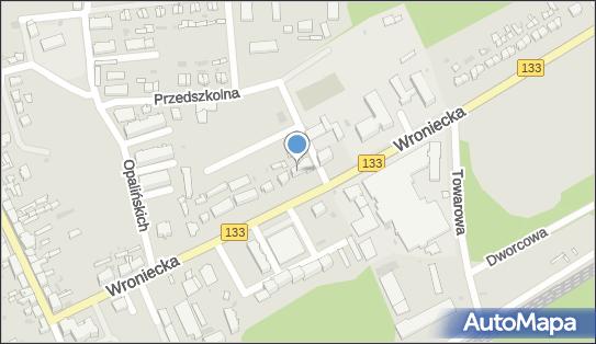 Stacja krwiodawstwa, Wroniecka 26, Sieraków - Stacja krwiodawstwa
