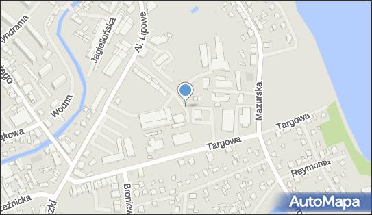 Stacja paliw, Aleje Lipowe, Olecko 19-400 - Stacja paliw