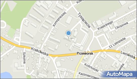 Starostwo Powiatowe, Jagiellońska 10, Przeworsk 37-200 - Starostwo Powiatowe, godziny otwarcia, numer telefonu
