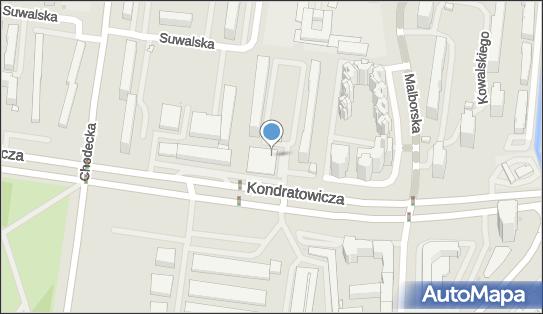 Stokrotka - Supermarket, ul. Kondratowicza 39, Warszawa 03-285, godziny otwarcia, numer telefonu
