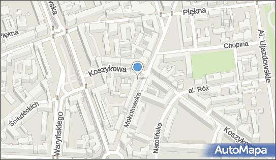 ANPOL, Mokotowska 35, Warszawa - Stomatologiczny - Sklep, numer telefonu
