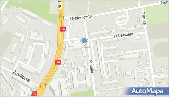 Pizzeria 105, ul. Matejki 3/5, Łódź Śródmieście, godziny otwarcia, numer telefonu