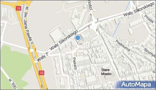 Strefa płatnego parkowania, Horzycy Wilama, Toruń 87-100 - Strefa płatnego parkowania, godziny otwarcia