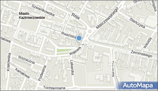 Strefa płatnego parkowania, Wałowa 4, Radom 26-610 - Strefa płatnego parkowania, godziny otwarcia