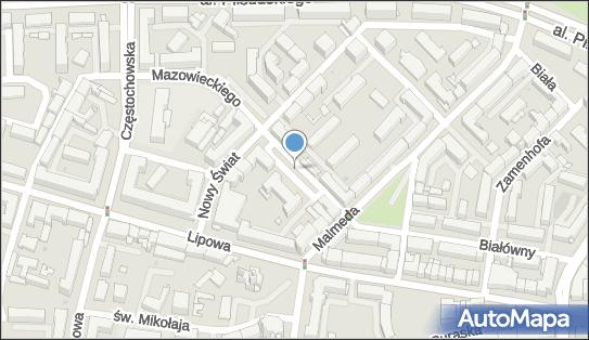Strefa płatnego parkowania, Białówny Ireny, dr, Białystok 15-437 - Strefa płatnego parkowania