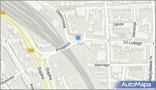 Strefa płatnego parkowania, 10 Lutego 28, Gdynia 81-364 - Strefa płatnego parkowania