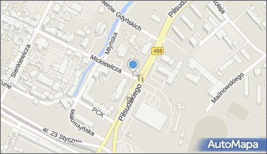 Strefa płatnego parkowania, Mickiewicza Adama, Grudziądz 86-300 - Strefa płatnego parkowania, godziny otwarcia