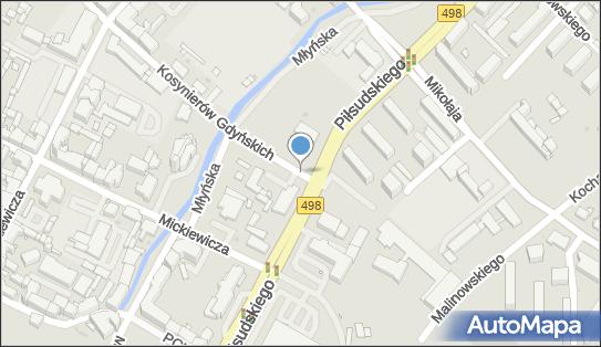 Strefa płatnego parkowania, Kosynierów Gdyńskich, Grudziądz 86-300 - Strefa płatnego parkowania, godziny otwarcia