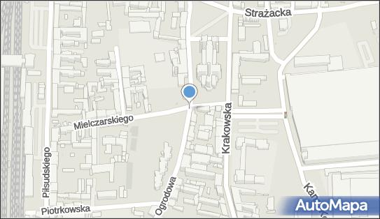 Strefa płatnego parkowania, Ogrodowa 19/21, Częstochowa 42-202 - Strefa płatnego parkowania, godziny otwarcia