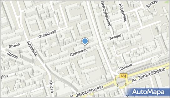 Klub Muza, Chmielna 9, Warszawa, godziny otwarcia, numer telefonu