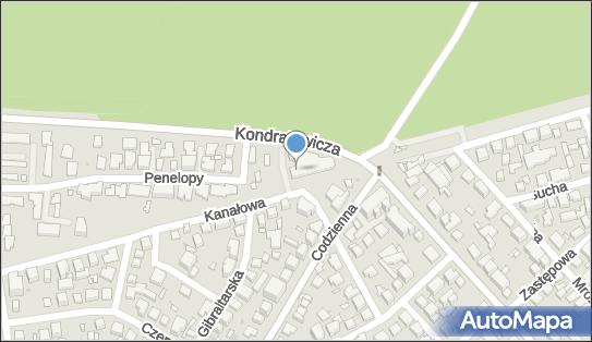 Sala Królestwa Świadków Jehowy, Kanałowa 47, Warszawa 03-663 - Świadkowie Jehowy