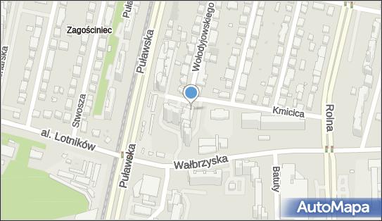 Sala Królestwa Świadków Jehowy, Wałbrzyska 48, Warszawa 02-736 - Świadkowie Jehowy
