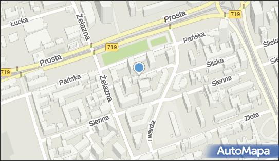 Sala Królestwa Świadków Jehowy, Sienna 72 A lok. 10, Warszawa 00-833 - Świadkowie Jehowy, godziny otwarcia