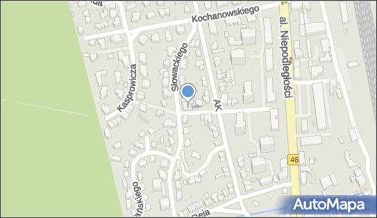 Sala Królestwa Świadków Jehowy, Juliusza Słowackiego 11, Sopot 81-871 - Świadkowie Jehowy
