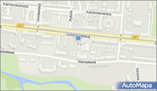 Sala Królestwa Świadków Jehowy, Grochowska 301/305, Warszawa 04-051 - Świadkowie Jehowy