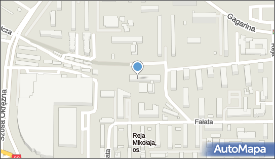 nr 6 w ZS nr 22, Juliana Fałata 88/90, Toruń 87-100 - Szkoła branżowa, numer telefonu