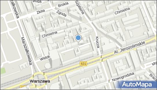 Instytut Francuski, Widok 12, Warszawa 00-023 - Szkoła językowa, numer telefonu