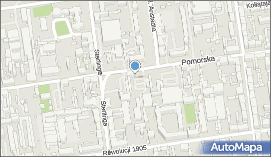 Łódzkie Centrum Edukacji, ul. Pomorska 69/71, Łódź-Śródmieście 90-224 - Szkoła kształcenia ustawicznego, numer telefonu