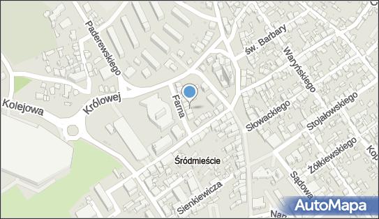 Ośrodek Szkolenia 'Audytorium', ul. Farna 2, Jaworzno 43-600 - Szkoła kształcenia ustawicznego, numer telefonu