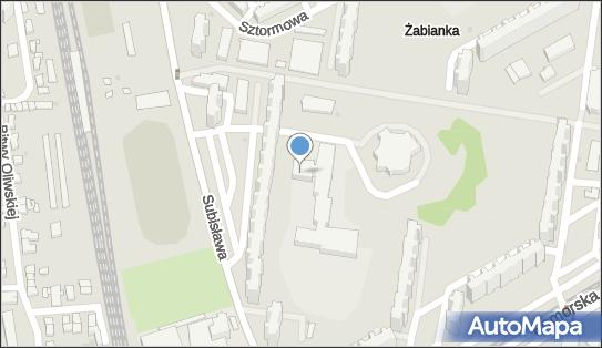 Szkoła Podstawowa Mistrzostwa Sportowego Nr 93 W Gdańsku, Gdańsk 80-354 - Szkoła podstawowa, numer telefonu