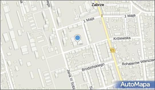 Szkoła Podstawowa Nr 5 Im. Króla Jana III Sobieskiego W Zabrzu 41-800 - Szkoła podstawowa, numer telefonu