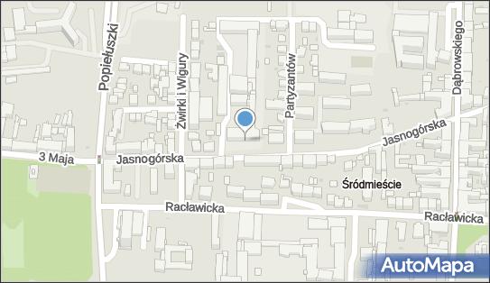 Szkoła Policealna Nr 3, ul. Jasnogórska 84/90, Częstochowa 42-217 - Szkoła policealna, numer telefonu