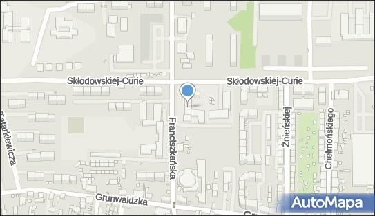 Szkoła Policealna Nr 6, ul. Franciszkańska 13, Zabrze 41-819 - Szkoła policealna, numer telefonu