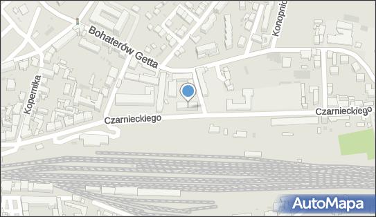 Szkoła Policealna Specjalna Nr 4, ul. Stefana Czarnieckiego 27 37-700 - Szkoła policealna, numer telefonu