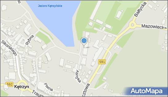 Szkoła Policealna Towarzystwa Wiedzy Powszechnej, Kętrzyn 11-400 - Szkoła policealna, numer telefonu