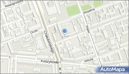 Zespół Szkół Samochodowych Nr 1, Hoża 88, Warszawa 00-682 - Szkoła, numer telefonu